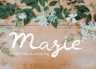 Mazie Font