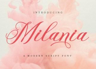 Milania Font