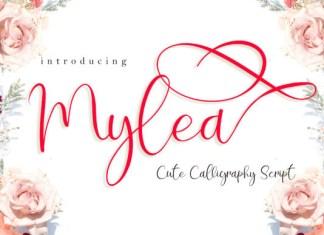 Mylea Font