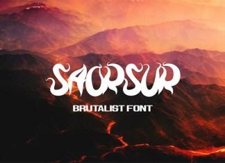 Saorsur Font