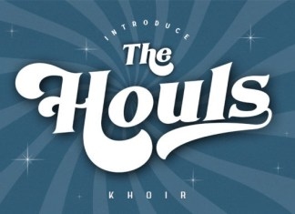 The Houls Font