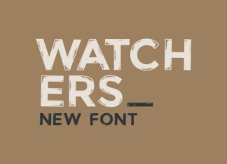 Watchers Font