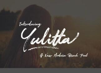 Yulitta Font