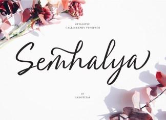 Semhalya Font