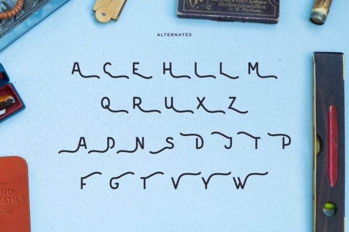 Merfolk Font