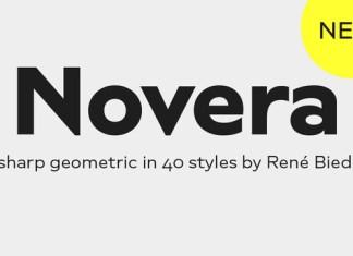 Novera Font
