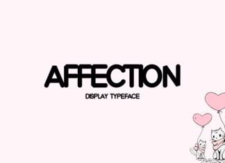 Affection Font