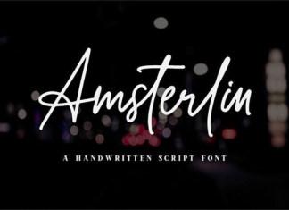 Amsterlin Font