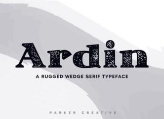 Ardin Font