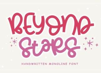 Beyond Stars Font