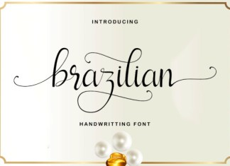 Brazilian Font