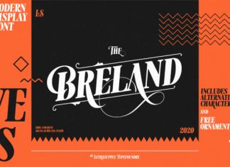 Breland Font