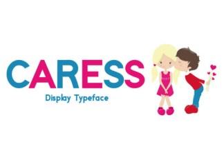 Caress Font