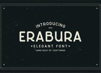 Erabura Font