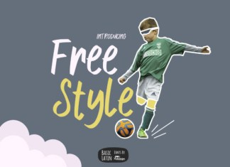 Free Style Font