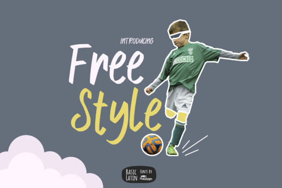 Free Style Font