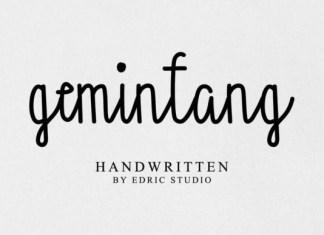 Gemintang Font