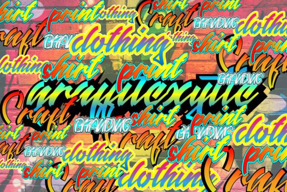 Graffitexytte Font