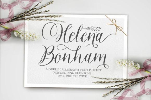 Helena Bonham Font