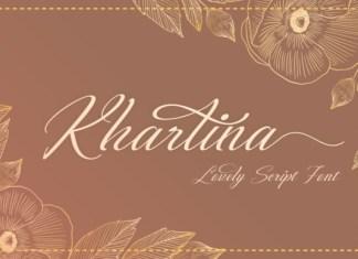 Khartina Font