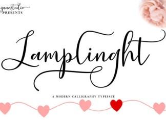 Lamplinght Font