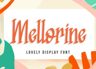 Mellorine Font