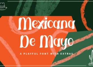 Mexicana De Mayo Font