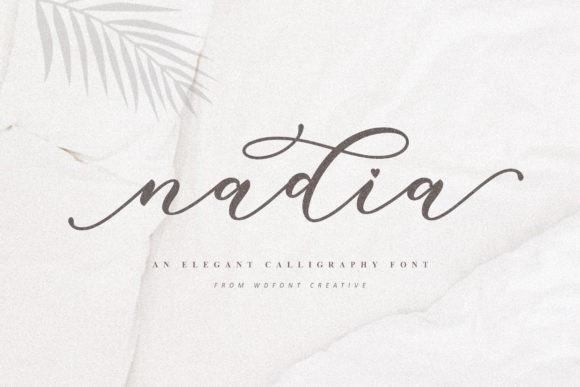 Nadia Font