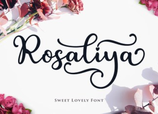 Rosaliya Font