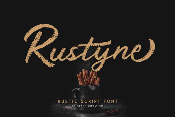 Rustyne Font