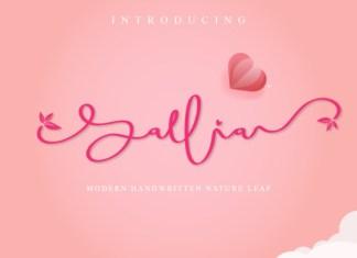 Sallia Font