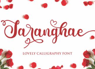 Saranghae Font
