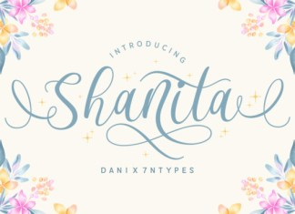 Shanita Font