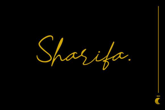 Sharifa Font