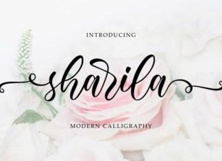 Sharila Font