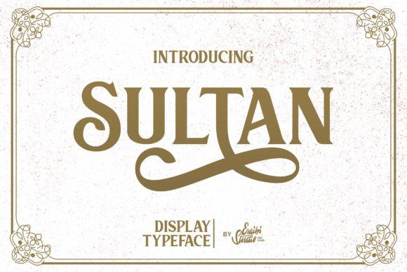 Sultan Font