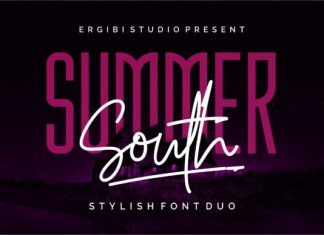 Summer South Font