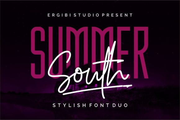 Summer South Font