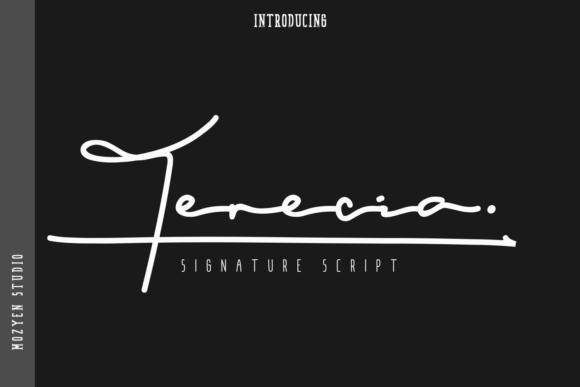 Terecia Font