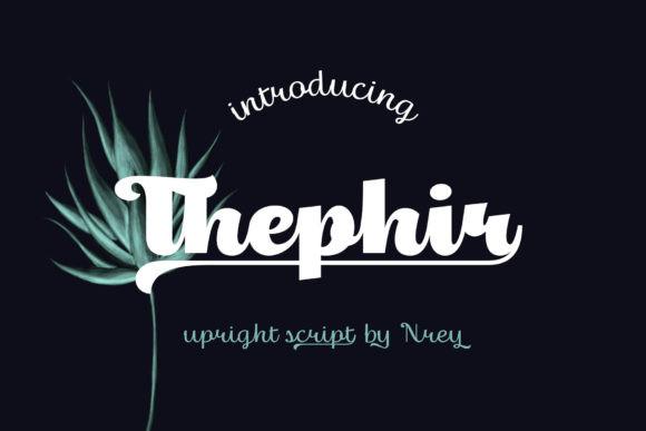 Thephir Font