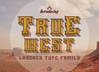True West Font