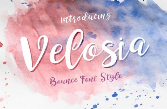 Velosia Font