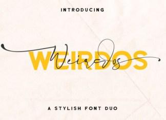 Weirdos Font