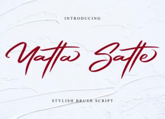 Yatta Satte Font