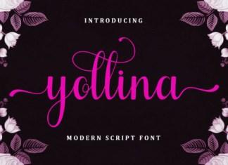 Yollina Font