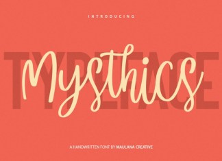 Mysthics Font