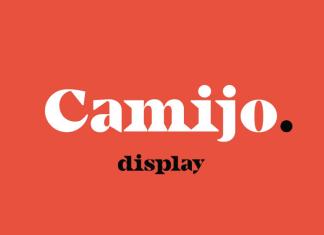 Camijo Font