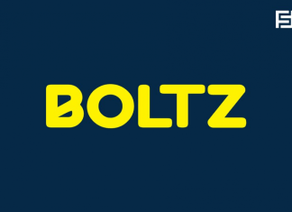 BOLTZ Font