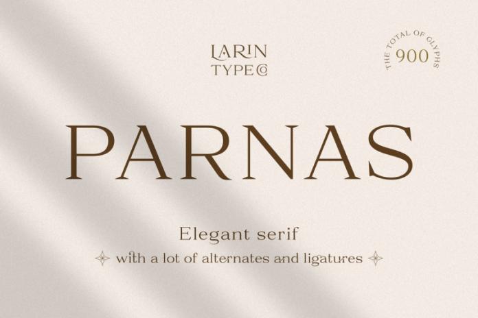 Parnas Font