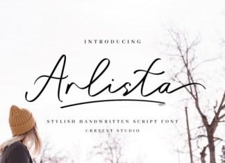 Arlista Font
